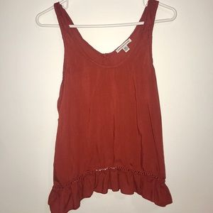 American Eagle Outfitters tank top w/ back details